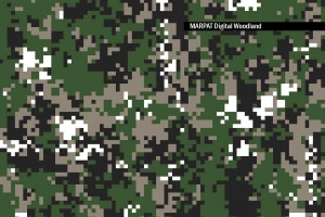 Marpat Digital Woodland
