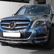 Mercedes GLK - Kryptek Neptun
