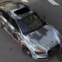 Audi rust