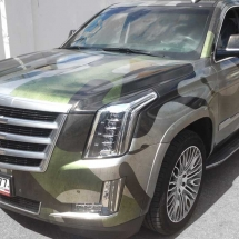 Escalade Camo Woodland