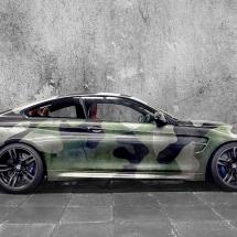 BMW Camo Woodland