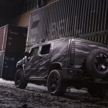 Hummer Urban Camo