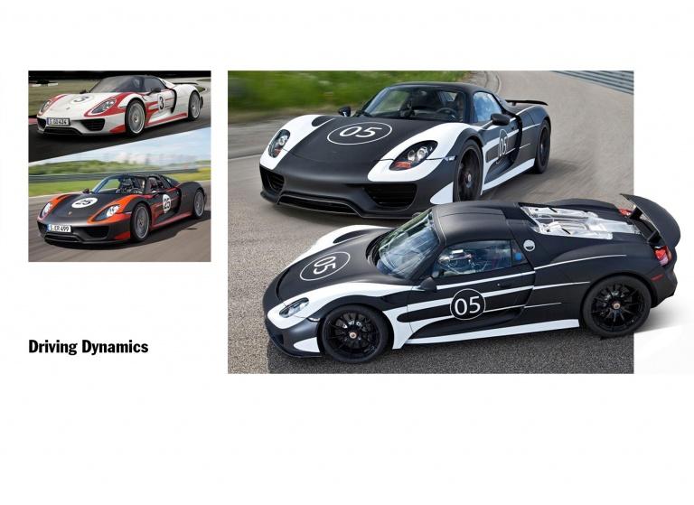 Decal Porsche-Driving-Dynamics