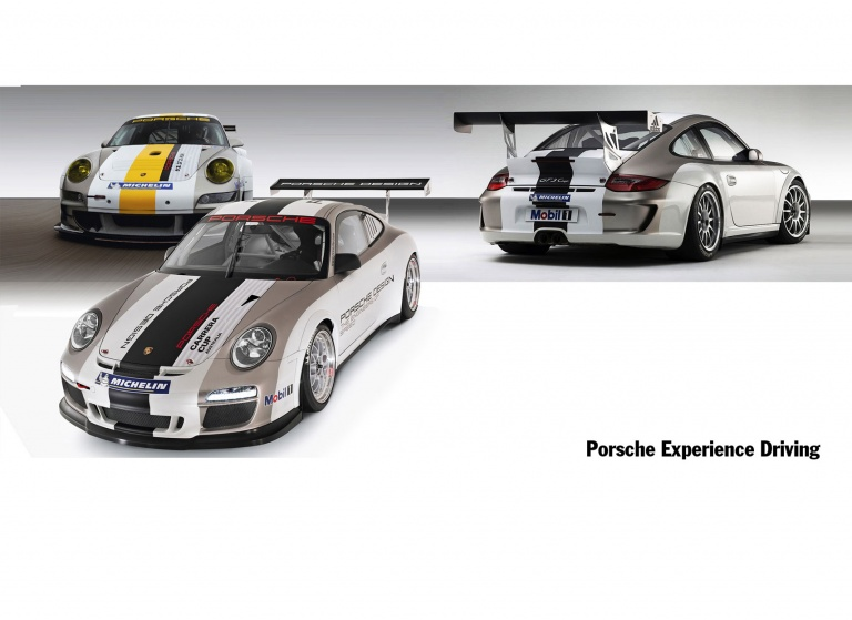 Decal Porsche-Experience-Driving