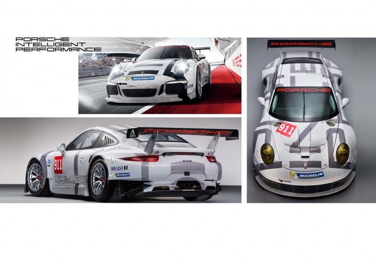 Decal Porsche-Intelligent-Performance